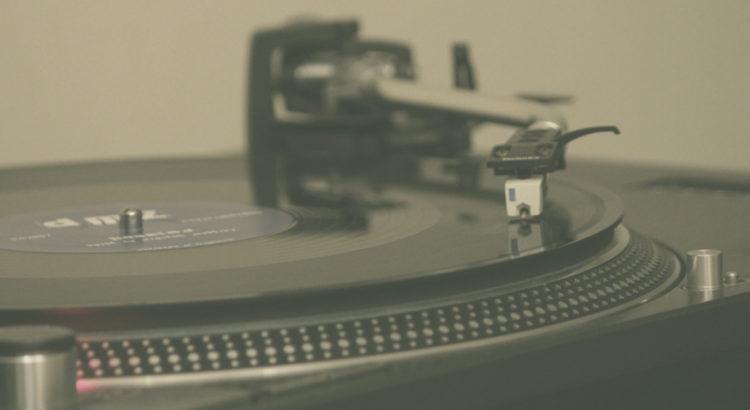Randfilmfest 2017 Lounge DJ Technics 1210